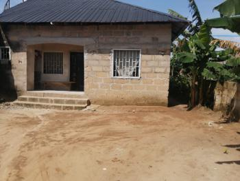 Finished 2 Bedroom Flat and Un Roofed 2 Bedroom  with Self Contained, Beside Pastor Ntiatia House Abak Road, Uyo, Akwa Ibom, Detached Bungalow for Sale