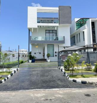 Furnished 5 Bedroom Fully Detached House, Pinnock Beach Estate, Osapa, Lekki, Lagos, Detached Duplex for Sale