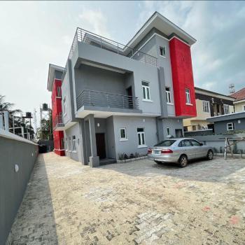 Newly Built 4 Bedroom Semi-detached Houses, Agungi, Lekki, Lagos, Detached Duplex for Sale