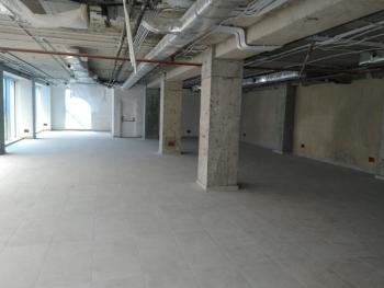 135sqm Open Plan Office Space, Ademola Adetokunbo, Victoria Island (vi), Lagos, Office Space for Rent