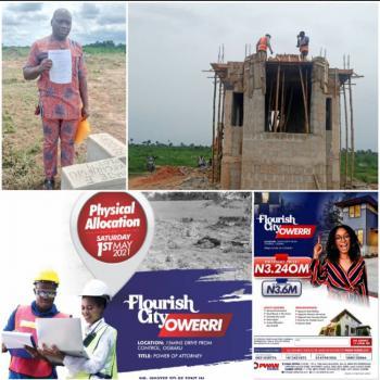 Land, Flourish City Estate, Ogbaku, Mbaitoli, Imo, Mixed-use Land for Sale