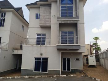 4 Bedroom Terrace Duplex with Bq, After Nizamiya Turkish Hospital, Karmo, Abuja, Terraced Duplex for Rent