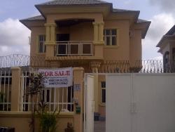Luxury 4 Bedroom Detached House With 2 Room Boy's Quarters, Bode Thomas, Surulere, Lagos, 4 bedroom, 5 toilets, 4 baths Detached Duplex for Sale