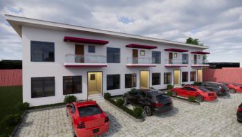 Luxury 3 Bedroom Terrace Duplex, Beside Ochacho, Life Camp, Abuja, Terraced Duplex for Sale