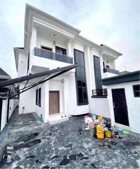 4 Bedroom Semi Detached Detached Duplex, Idado, Lekki, Lagos, Detached Duplex for Sale