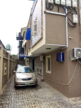 Executive 2 Bedroom Flat with Pop and Water Heater, Ladipo Street, Off Demurin Road, Alapere, Ketu, Lagos, Flat for Rent