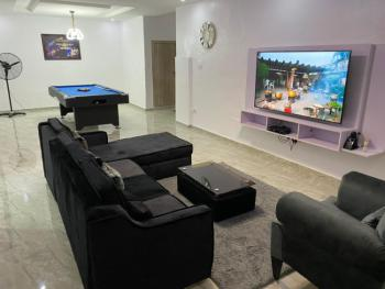 Lovely Affordable 2 Bedroom Apartment with Snooker Board, Chevron, Lekki, Lagos, Flat / Apartment Short Let