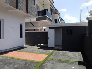 Brand New Luxury Five Bedroom Fully Detached Duplex Just for You!, Chevy View Estate Chevron Drive, Lekki Expressway, Lekki, Lagos, Detached Duplex for Rent