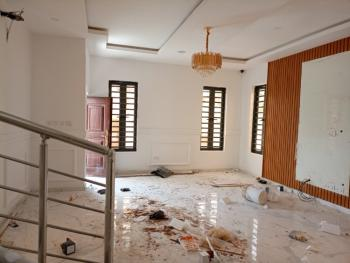 Luxury Built 4 Bedroom Fully Detached Duplex in an Estate, in a Serene Estate, Ikota, Lekki, Lagos, Detached Duplex for Rent