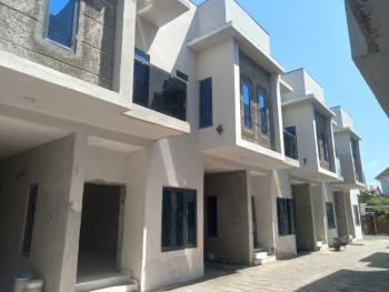 Brand New Serviced 4-bedroom Terrace House, Agungi, Lekki, Lagos, Terraced Duplex for Sale