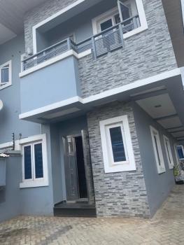 Lovely 4 Bedroom Semi Detached House, Estate, Adeniyi Jones, Ikeja, Lagos, Semi-detached Duplex for Rent