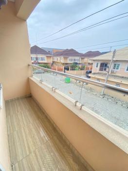 Spacious 4 Bedroom Duplex with Bq, Chevys View, Lekki, Lagos, Semi-detached Duplex for Rent