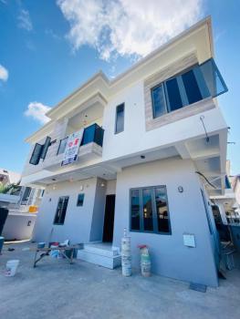 5 Bedroom Semi Detached Duplex with B/q, Agungi, Lekki, Lagos, Semi-detached Duplex for Rent