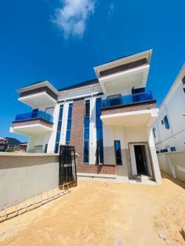 4 Bedroom Semi Detached Duplex with a Room Bq, Ologolo, Lekki, Lagos, Semi-detached Bungalow for Sale