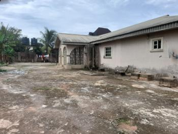 2 Flat of 3 Bedroom on 112ft By115ft Land, Ugumenyin Community, Off Aruogba, Airport Road, Benin, Oredo, Edo, Detached Bungalow for Sale
