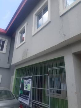 Executive 4 Bedroom Duplex  Office Space, Bode Thomas, Surulere, Lagos, Detached Duplex for Rent