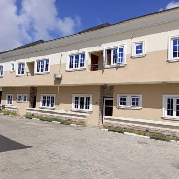 Serviced 4 Bedroom Terrace, Spg Road, Igbo Efon, Lekki, Lagos, Terraced Duplex for Sale