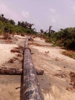 2,000 Acres of Water-front Land, Off Lagos-badagry Expressway (near Agbara), Magbon, Badagry, Lagos, Commercial Land for Sale
