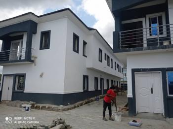 2 Bedrooms Terraced Duplex in a Very Secured and Organized Estate, Greenville Estate, Badore, Ajah, Lagos, Terraced Duplex for Rent