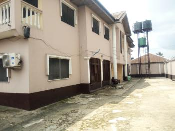 Luxury Newly Renovated 4 Bedrooms Flat with Federal Light, Sunshine Estate, Rumuodara, Port Harcourt, Rivers, Flat for Rent