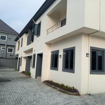 Brand New Semi Detached 4 Bedroom Duplex, Off Peter Odili Road, Trans Amadi, Port Harcourt, Rivers, Semi-detached Bungalow for Rent