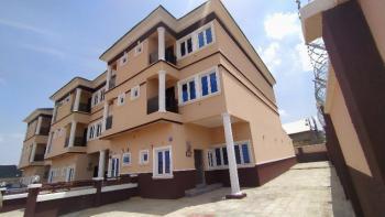 Brand New Standard and Tastefully Built 4 Bedroom Terraced Duplex, Jahi, Abuja, Terraced Duplex for Rent