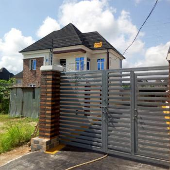 Beautifully Finished Twin Duplex of 5 Bedroom, By Obibi, Naze, Owerri North, Imo, Detached Duplex for Sale