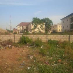 Fenced, Secured & Livable Residential Plot with C of O, Along T.o.s Douglas Crescent, Games Village, Kaura, Abuja, Residential Land for Sale