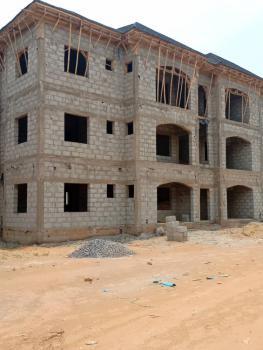 an Exquisite 3 Bedrooms Block of Flats Carcass, Citygate Homes 2, Opposite Suncity Estate Kaura-fct, Kaura, Abuja, Block of Flats for Sale
