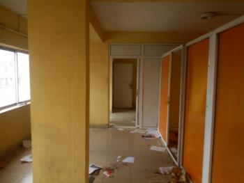 40 Sqm, Partition Open Space for Office Use, Off, Allen, Ikeja, Lagos, Office Space for Rent