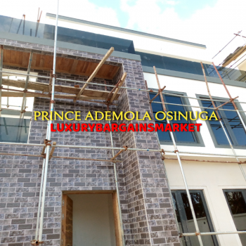 New 5 Bedroom Fully Detached House + Elevator+pool, Parkview, Ikoyi, Lagos, Detached Duplex for Sale