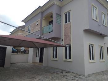 4 Bedroom Fully Detached Duplex All Rooms Ensuite with Room Bq, Lekki County Megamond, Ikota, Lekki, Lagos, Detached Duplex for Sale