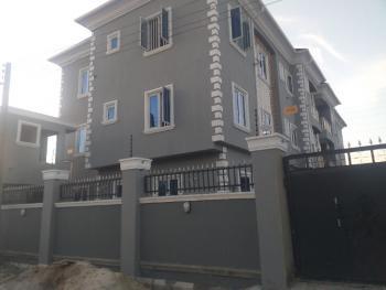 Brand New 2 Bedroom Flat. All Rooms Ensuite, Behind Selfway Hospital, Sangotedo, Ajah, Lagos, Flat for Rent