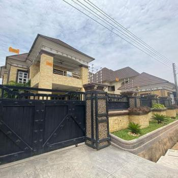 Turkishly Finished 5 Bedrooms House with 2 Maids Rooms, Mab Global Estate, Gwarinpa, Abuja, Detached Duplex for Sale