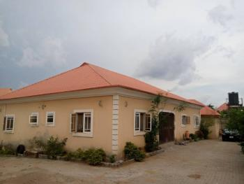 3 Bedrooms Detached Bungalow with 2 Units of 1 Bedroom & Self Contained Bq, By Peace Court, Lokogoma District, Abuja, Detached Bungalow for Sale