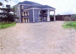 Luxury 5 Bedroom Duplex Built on 100/200, Gra, Benin, Oredo, Edo, House for Sale