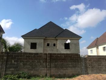 4 Bedrooms Detached Duplex with Space for Bq(carcass), Opposite Canaan Estate, Kafe, Abuja, Detached Duplex for Sale
