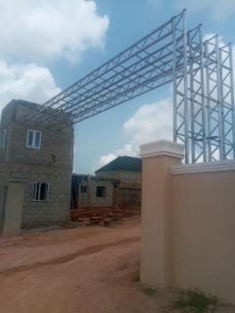 Guaranteed Delivery 3 Bedrooms Detached Duplex with 1 Year Payment Plan, Ikola Road, By Command, Alagbado, Ifako-ijaiye, Lagos, Detached Duplex for Sale