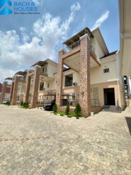 Newly Built 5 Bedroom, Katampe Extension, Katampe, Abuja, Terraced Duplex for Rent