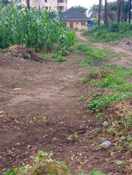 Sharp Residential Land, Town Axis, Avu, Owerri West, Imo, Residential Land for Sale