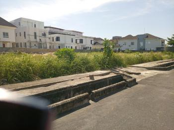 Serviced 1000ms Plot for 2 Units, Victory Park Shoprite Road, Osapa, Lekki, Lagos, Residential Land for Sale