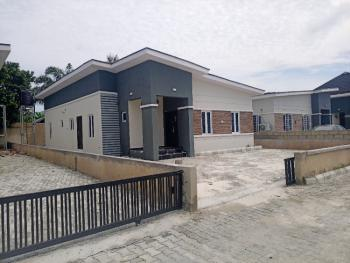 Newly Built 3 Bedroom Fully Detached Bungalow in Serene Location, Vantage Court Richland Gardens, Bogije, Ibeju Lekki, Lagos, Semi-detached Bungalow for Rent