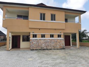 Spacious Brand New 5 Bedroom Plus Bq, Pear Garden Estate, Sangotedo, Ajah, Lagos, Semi-detached Duplex for Rent