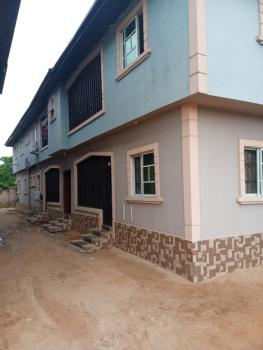 Nicely and Spaciously Built 2 Bedrooms Flat. Upstairs., Behind Winners Chapel, Off Sapele Road, Benin, Oredo, Edo, Flat for Rent