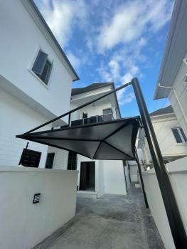 4 Bedroom Semi Detached Duplex, Off Muritala Eletu Way, Osapa, Lekki, Lagos, Semi-detached Duplex for Rent