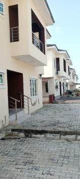 4 Bedroom Luxury Apartment Semi Detached Duplex Plus Bq, Meridian Luxury Park Estate, Awoyaya, Ibeju Lekki, Lagos, Semi-detached Duplex for Sale