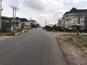 Strategically Located & Fenced Residential Landuse, Beside Absa & Dantata Estate By Life Camp Roundabout Near Setraco, Life Camp, Abuja, Residential Land for Sale