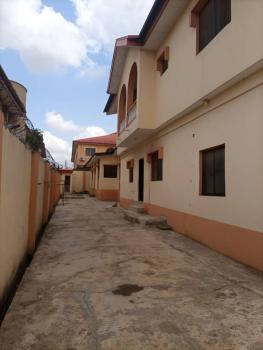 5 Bedroom Duplex with 3 Bed Room.  Bungalow Setback  on a Plot of Land, Gowon Estate, Gemade Second Gate, Egbeda, Alimosho, Lagos, Detached Duplex for Sale