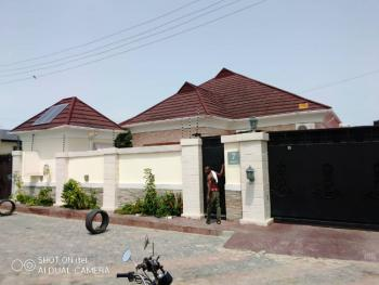 Lovely 4 Bedroom Bungalow Wit 2 Sitting Room, 2 Room Bq, Road, Badore, Ajah, Lagos, Detached Bungalow for Sale