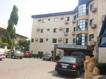Hotel Building with All Facilities, Oxford Hotel 26,suiz Crescent Muhammed Abacha Estate Behind Sharaton, Zone 4, Wuse, Abuja, Hotel / Guest House for Sale